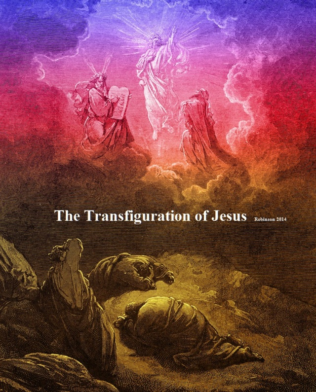 Mark-Chapter-9-The-Transfiguration-of-Jesus