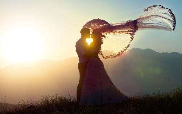 Love-Heart-Romance-Sunset-Women-Men-Wallpaper-2560x1600